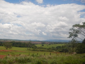 The countryside of Goias, en route to Mato Grosso