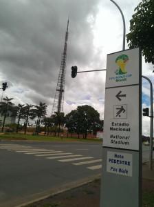 TV Tower, Brasilia